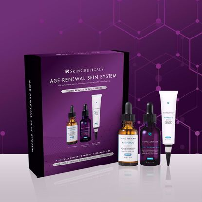 Picture of SKINCEUTICALS AGE RENEWAL SKIN SYSTEM