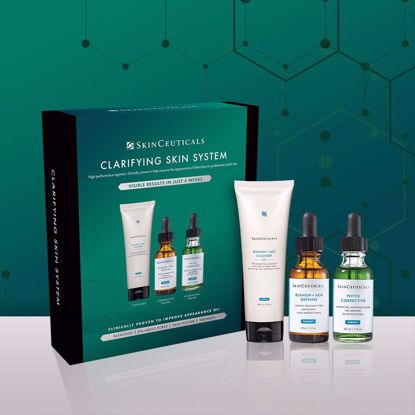 Picture of SKINCEUTICALS CLARIFYING SKIN SYSTEM