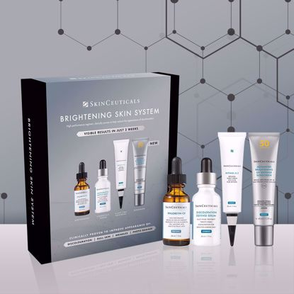 Picture of SKINCEUTICALS  BRIGHTENING SKIN SYSTEM