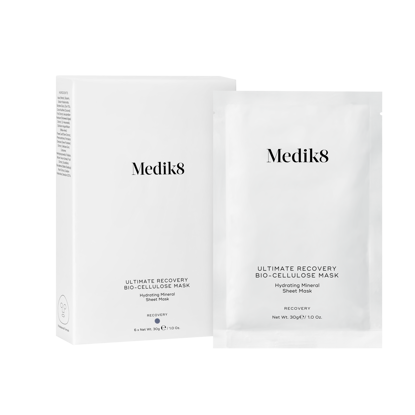 Picture of Medik8 - Ultimate Recovery™ Bio Cellulose Mask - 6 Pack