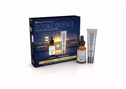 DOUBLE DEFENCE PHLORETIN CF KIT I Flawless Body