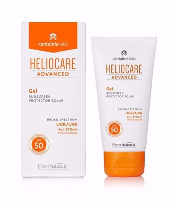 Picture of Heliocare Advanced Gel SPF 50 50ml