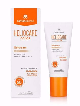 Picture of Heliocare Color Gelcream Light SPF 50 50ml