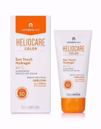 Picture of Heliocare Color Hydragel Sun Touch SPF 50 50ml