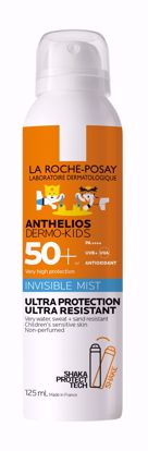 Picture of La Roche-Posay Anthelios Invisible Kids Mist SPF50 125ml