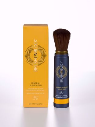 Picture of Brush On Block SPF30 Touch Of Tan